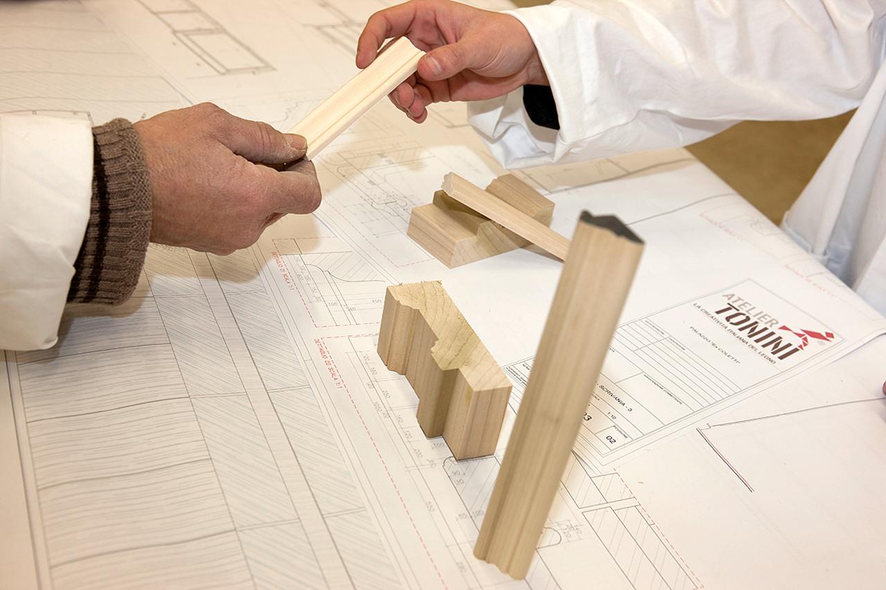 progetti in legno