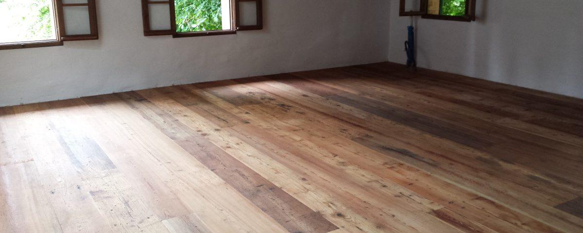 Come restaurare i pavimenti in legno antico, per avere un risultato ...