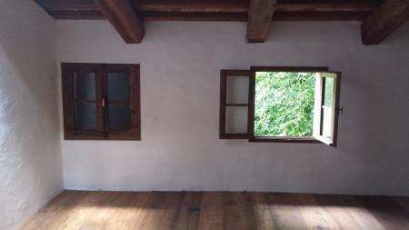 finestre in legno da sistemare