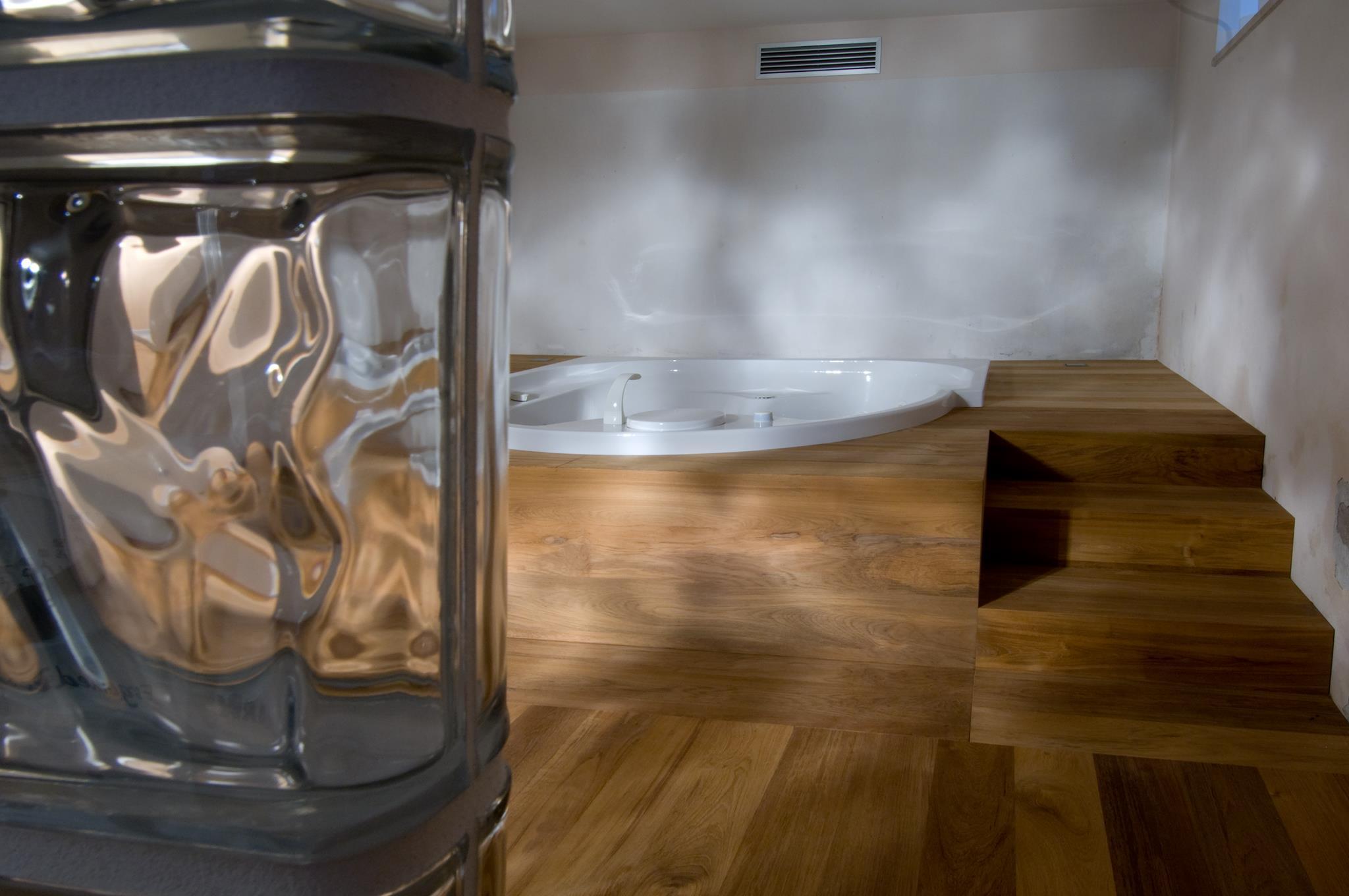 Mobili bagno su misura realizzati da atelier tonini treviso - Mobili su misura treviso ...