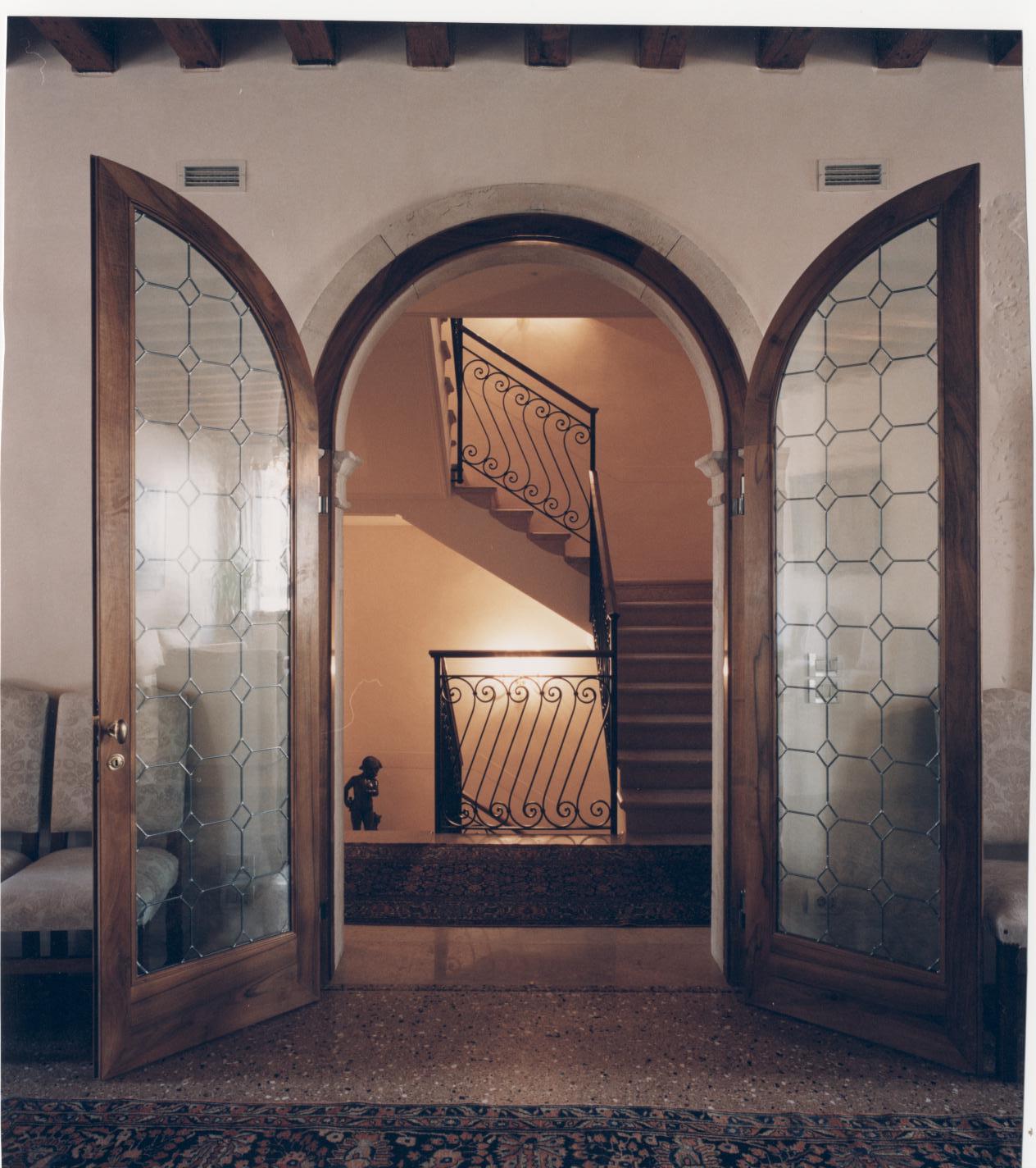 Restauro serramenti in legno treviso atelier tonini - Porte e finestre vicenza ...